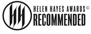 Nightfall with Edgar Allan Poe is Helen Hayes Awards Recommended©