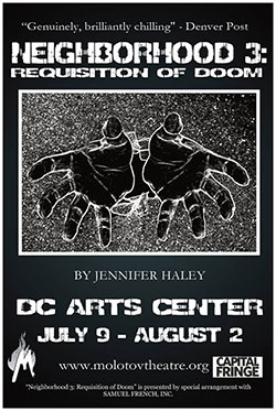 Neighborhood 3: Requisition of Doom poster
